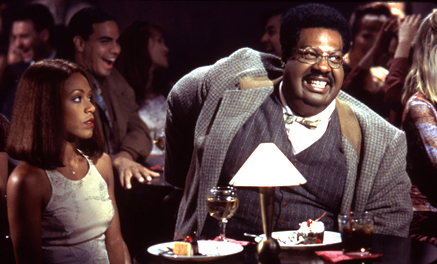 THE NUTTY PROFESSOR, Jada Pinkett, Eddie Murphy, 1996, (c)Universal Pictures/courtesy Everett Collec