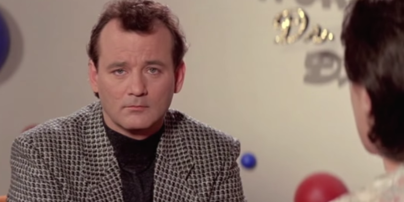 Bill Murray in Ghostbusters II