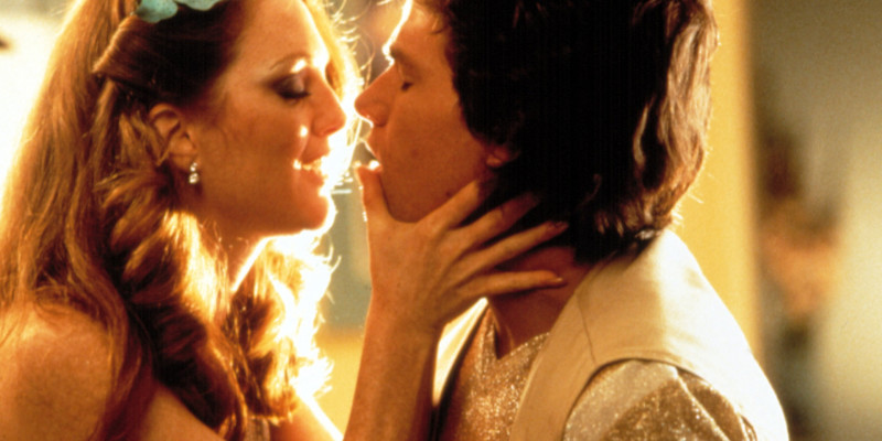 Boogie Nights Julianne Moore Mark Wahlberg