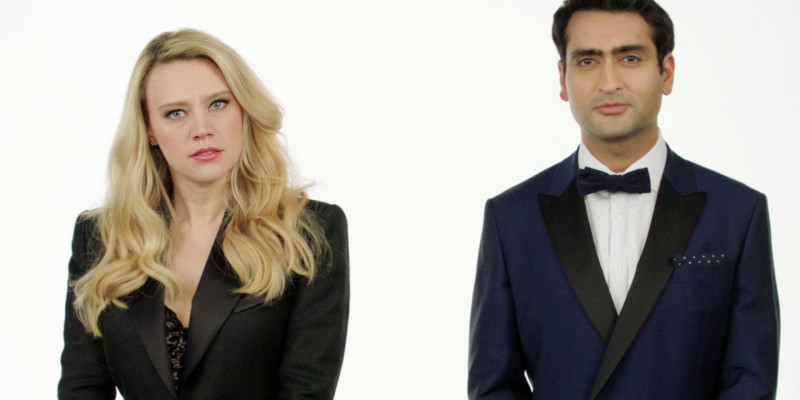 Kate and Kumail ISA hosts