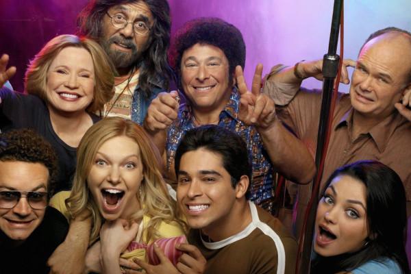 That 70s show rock show cast