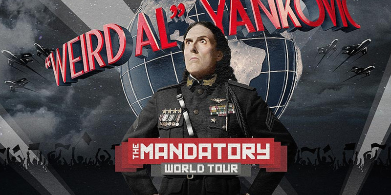 Weird Al Yankovic Mandatory Fun World Tour