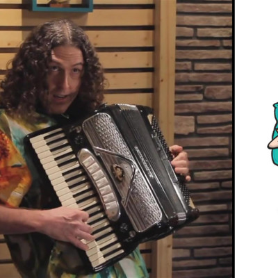 Weird Al in Milo Murphy's Law