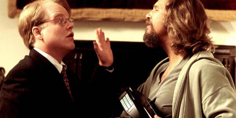 Big Lebowski Philip Seymour Hoffman