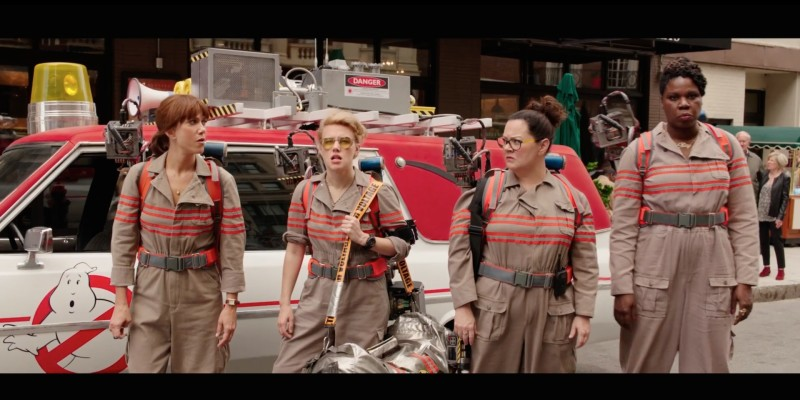 Ghostbusters 3 Official Trailer