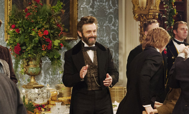 Michael Sheen Far From the Maddening Crowd