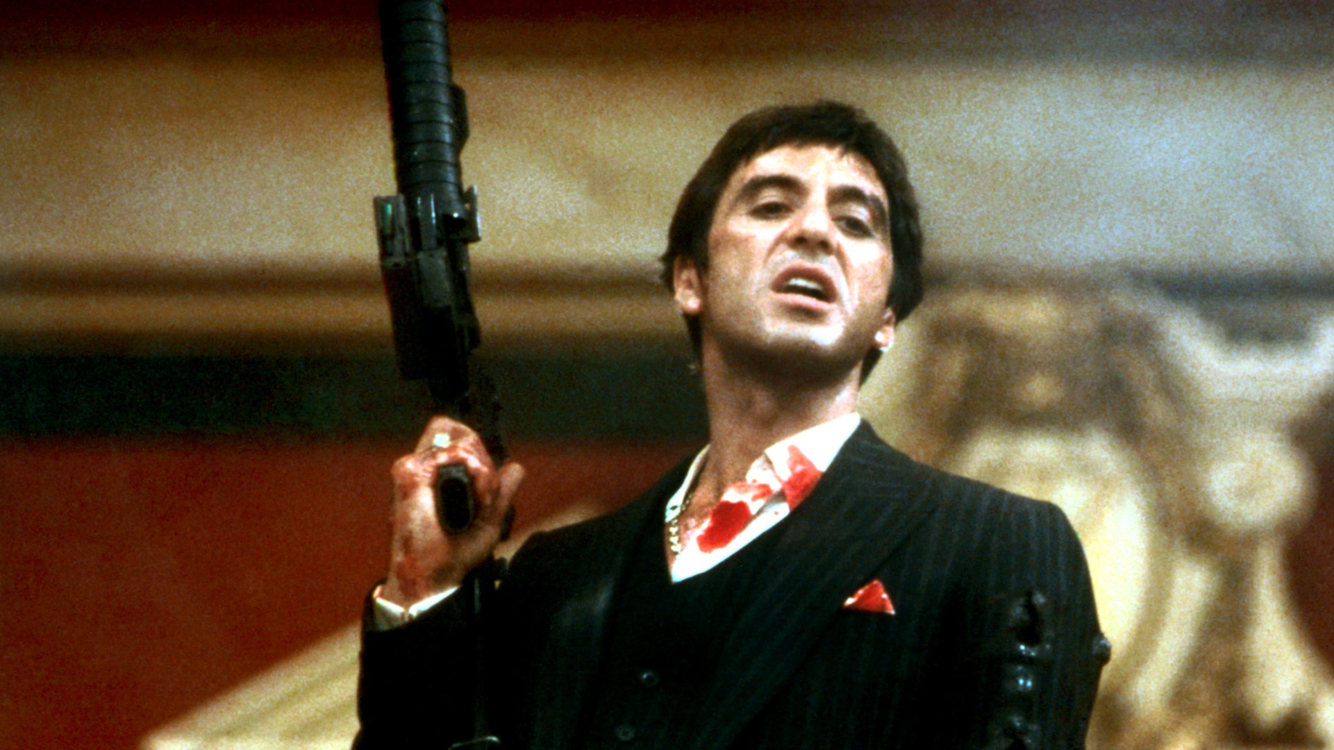 10 crazy facts you might not know about scarface ifc for Occhiali al pacino scarface