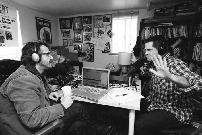 Dmitri Von Klein/WTF Podcast