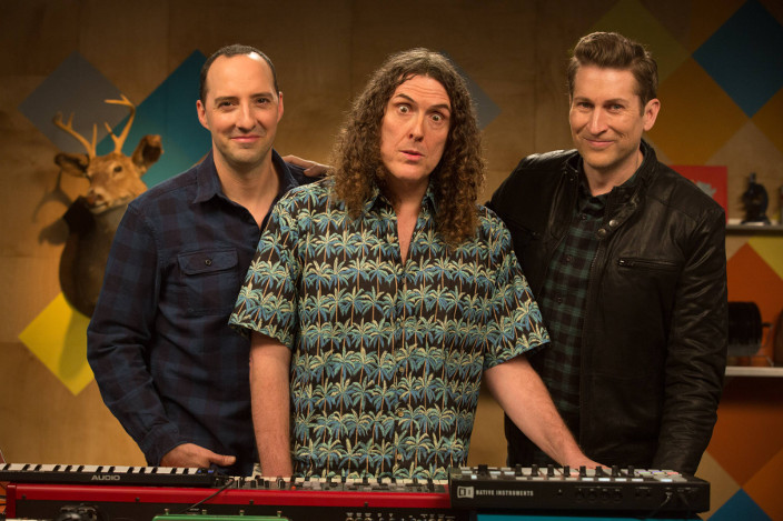 Scott Aukerman Weird Al