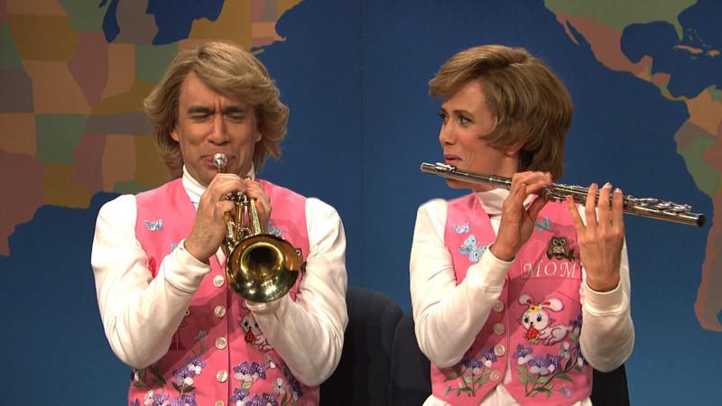 Garth and Kat SNL