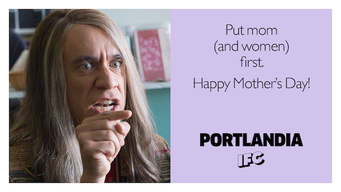 Mother's Day Portlandia
