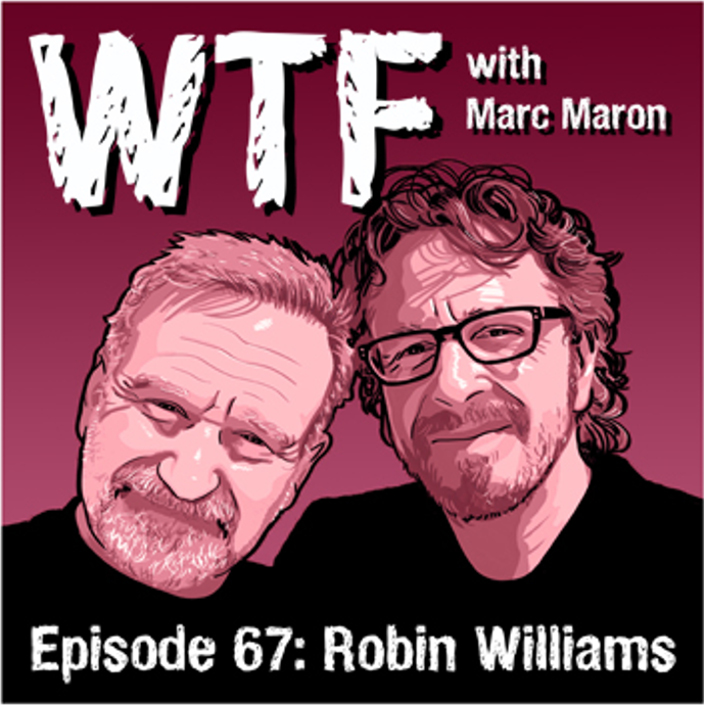Marc Maron Robin Williams
