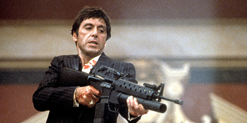Scarface Movie Al Pacino