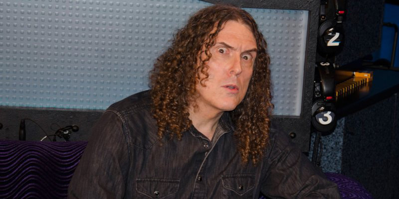 Weird Al Howard Stern