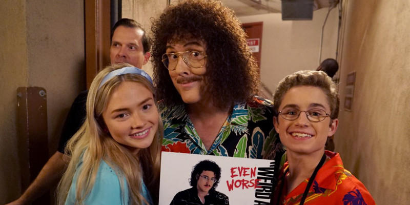 weird al goldbergs