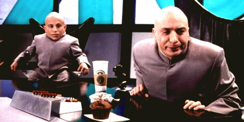 Austin Powers Dr Evil