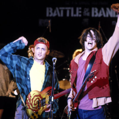 Bill and Ted Bogus Journey Wyld Stallyns