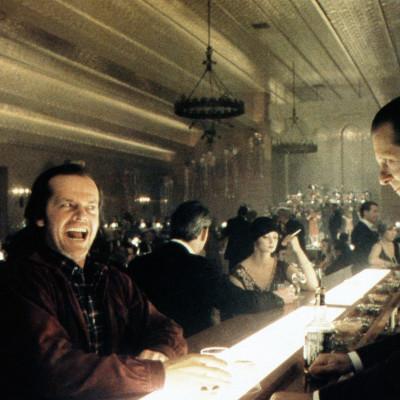 The Shining Jack Nicholson Stanley Kubrick