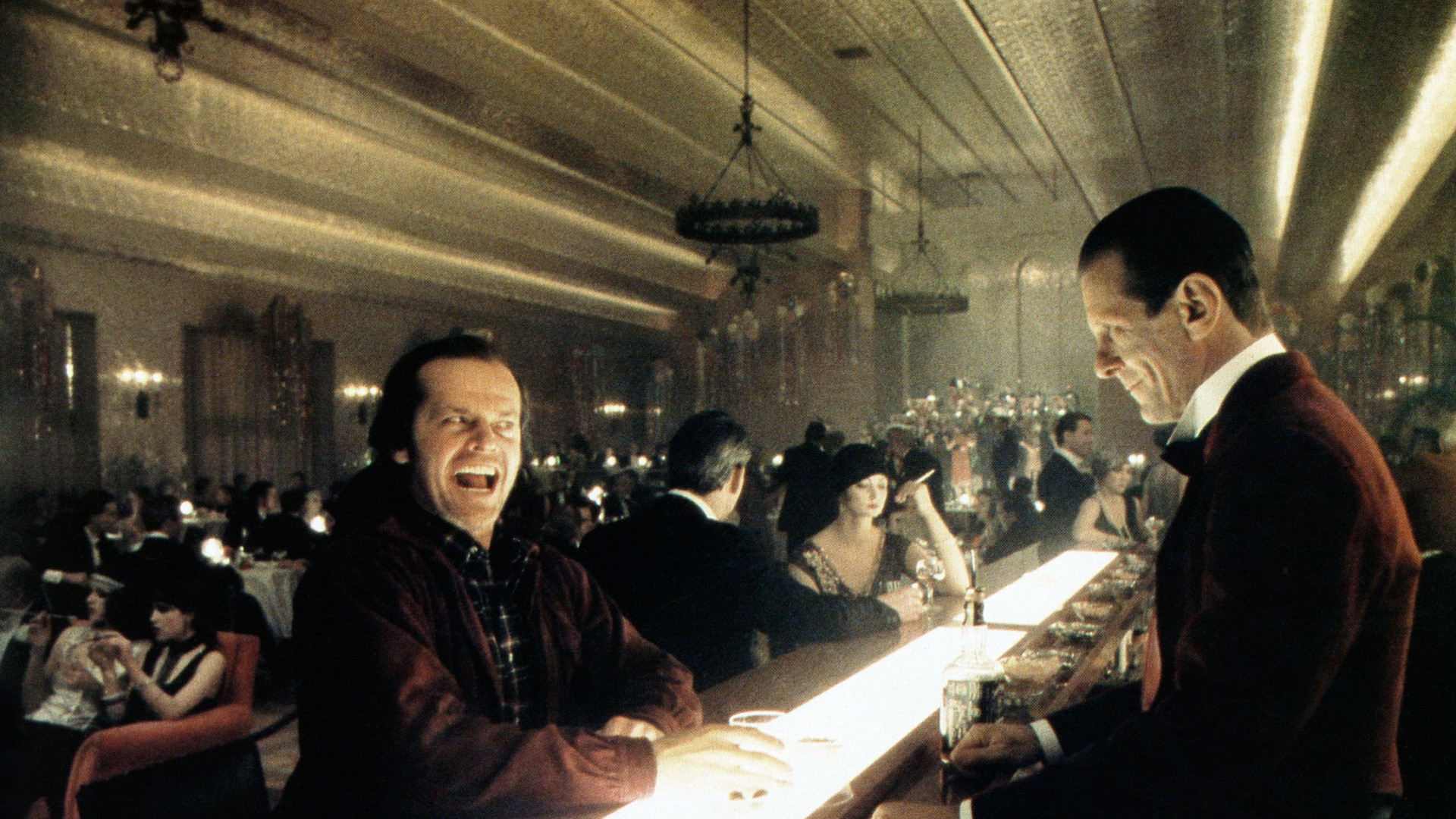 The Making Of The Shining Room