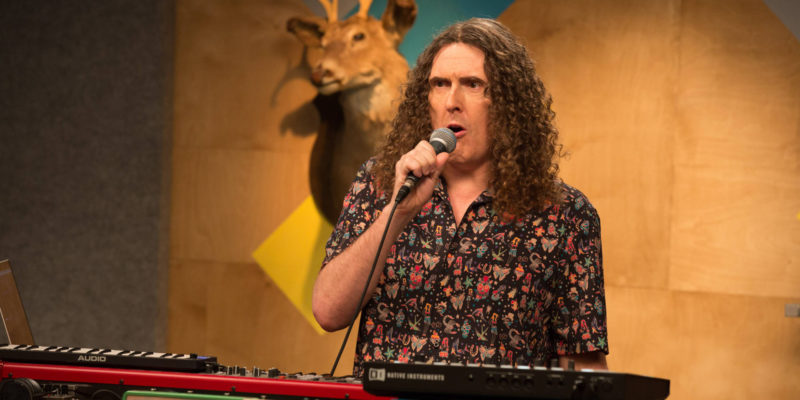 Weird Al – Comedy Bang Bang