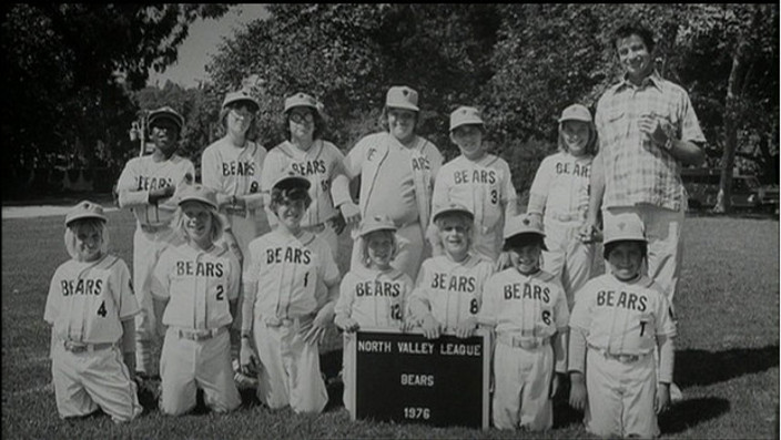 Bad News Bears Team