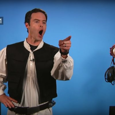 Bill Hader in Conan Star Wars Audition Sketch