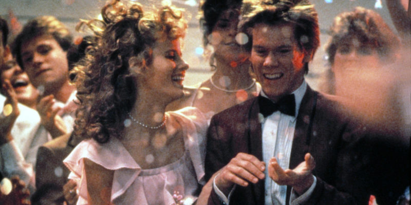 Footloose Kevin Bacon Lori Singer