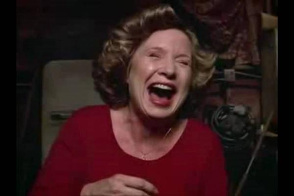 Kitty Forman Laugh