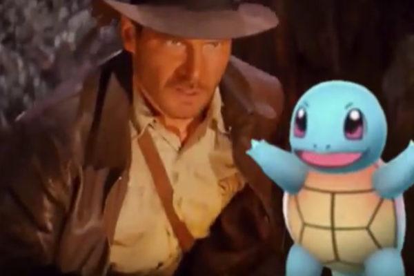 Pokémon Go   Hollywood   YouTube
