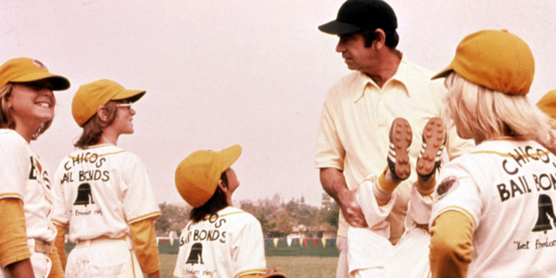 The Bad News Bears Walter Matthau