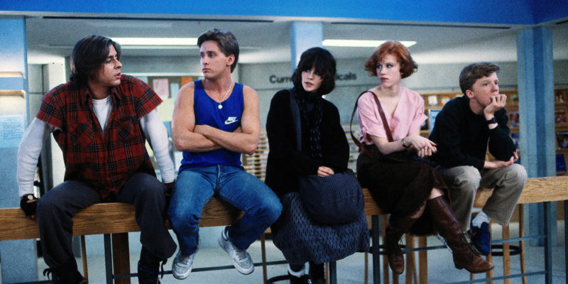 The Breakfast Club Cast
