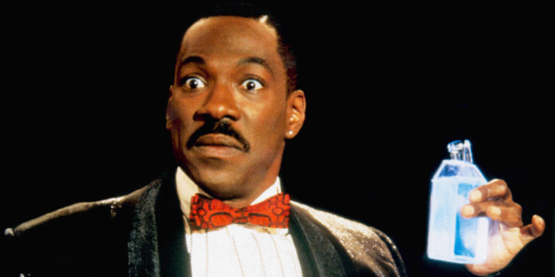 The Nutty Professor Eddie Murphy 1996