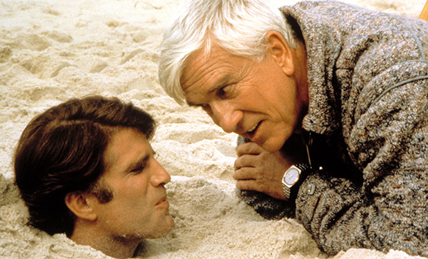 CREEPSHOW, Ted Danson, Leslie Nielsen, 1982, (c) Warner Brothers/courtesy Everett Collection