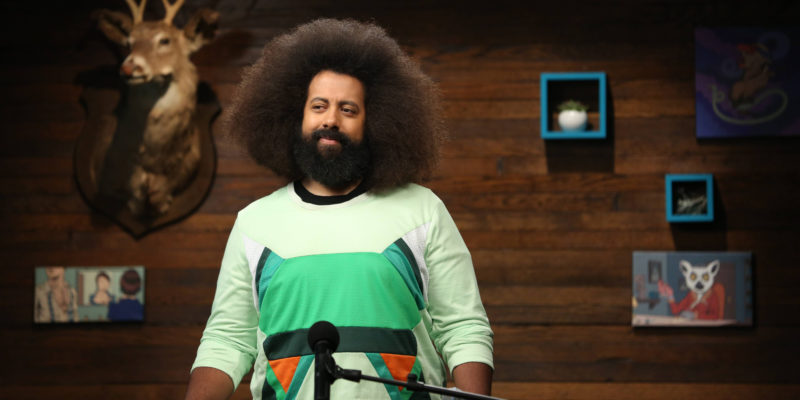 Reggie Watts Season Four EP20 CBB