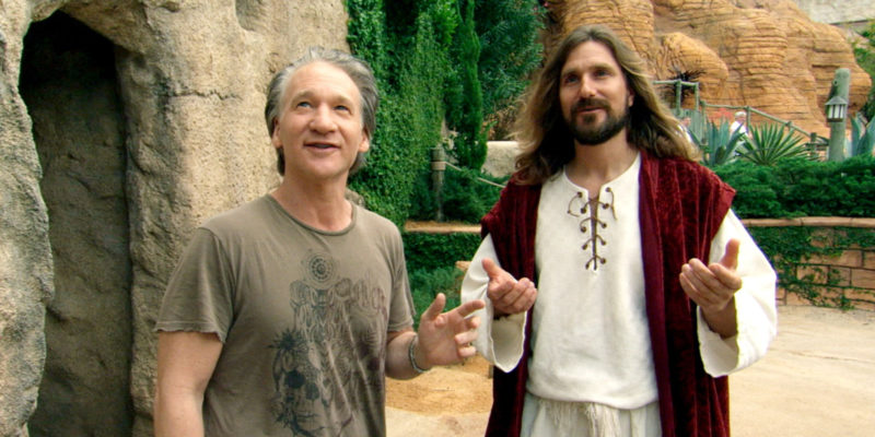 Religuous Bill Maher