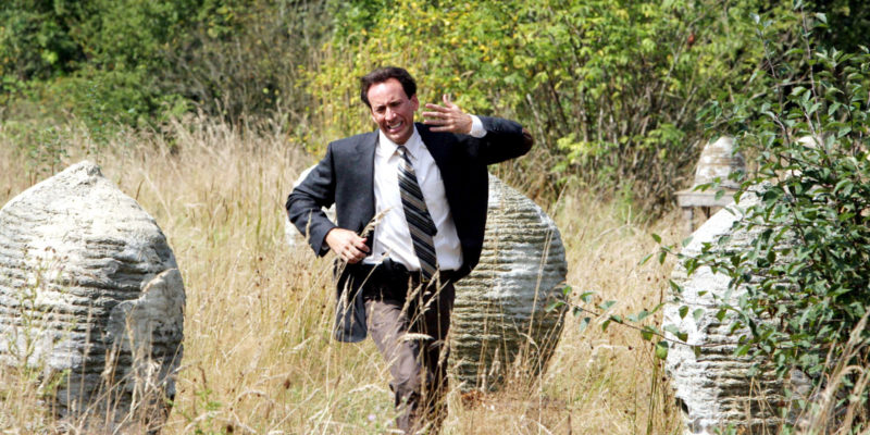 The Wicker Man Nic Cage Bees