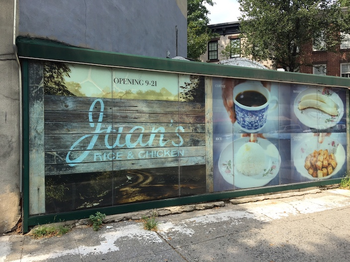 Juan storefront
