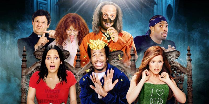 Scary Movie 2 cast