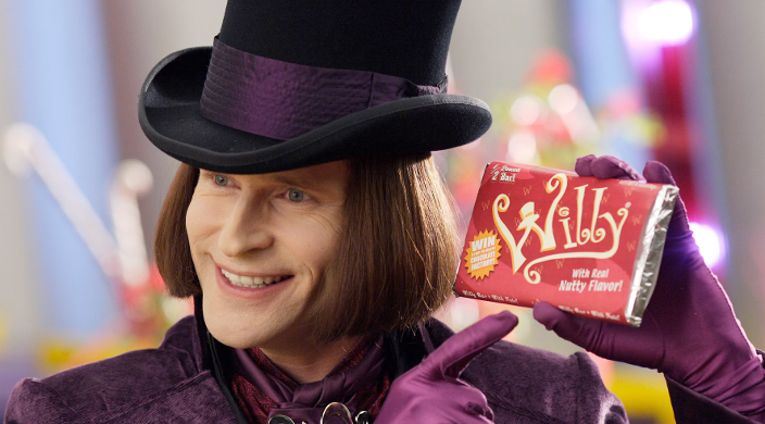 Willy Wonka Epic Movie
