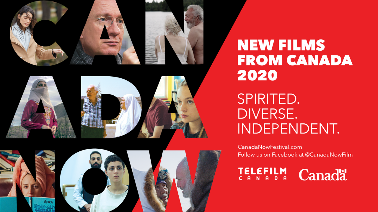 Canada Now 2020 Best New Films