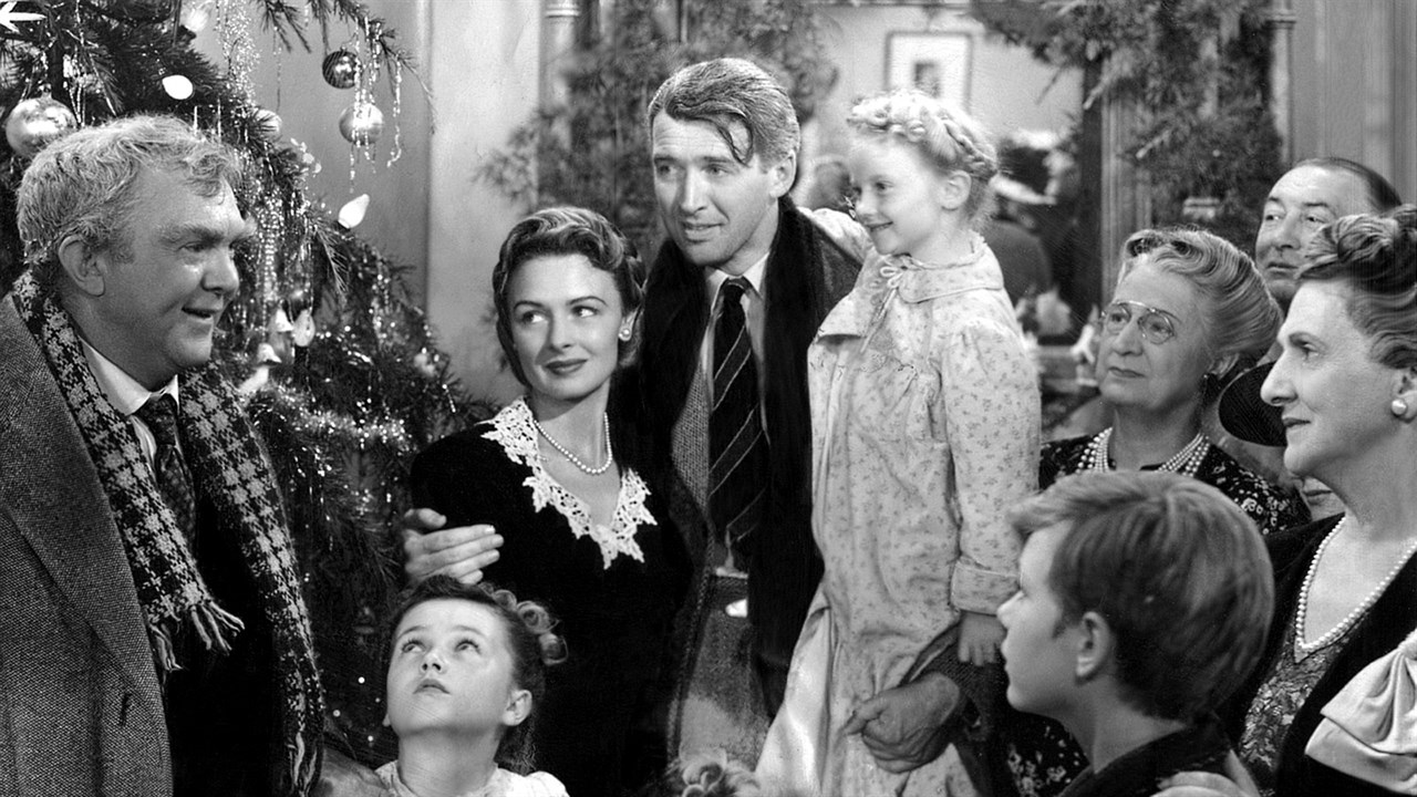 Bilderesultat for It's A Wonderful Life