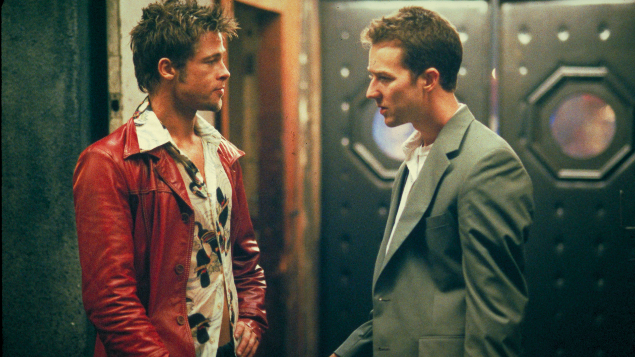 book adaption: fight club