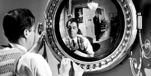 Un film de Joseph Losey (Grande-Bretagne, 1963)