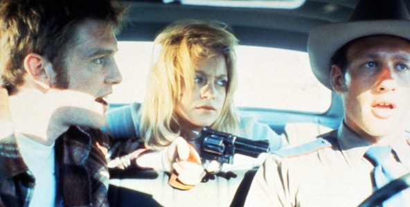 Goldie Hawn, William Atherton