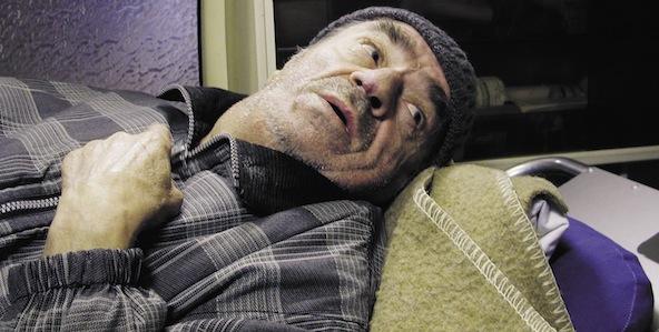 Film Title: DEATH OF MR LAZARESCU