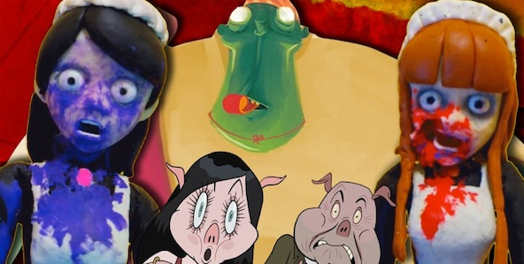 Spike & Mike's Sick & Twisted Animation: Halloween Animation Special