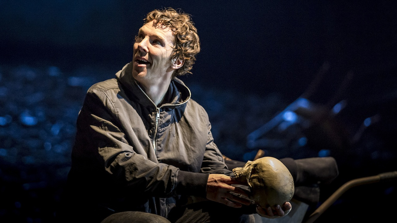 HAMLET by Shakespeare,          , Writer - William Shakespeare, Director - Lyndsey Turner, Set design -Es Devlin, Lighting - Jane Cox, The Barbican, 2015, Credit: Johan Persson/