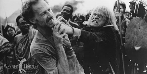Werner Herzog, Klaus Kinski | Still
