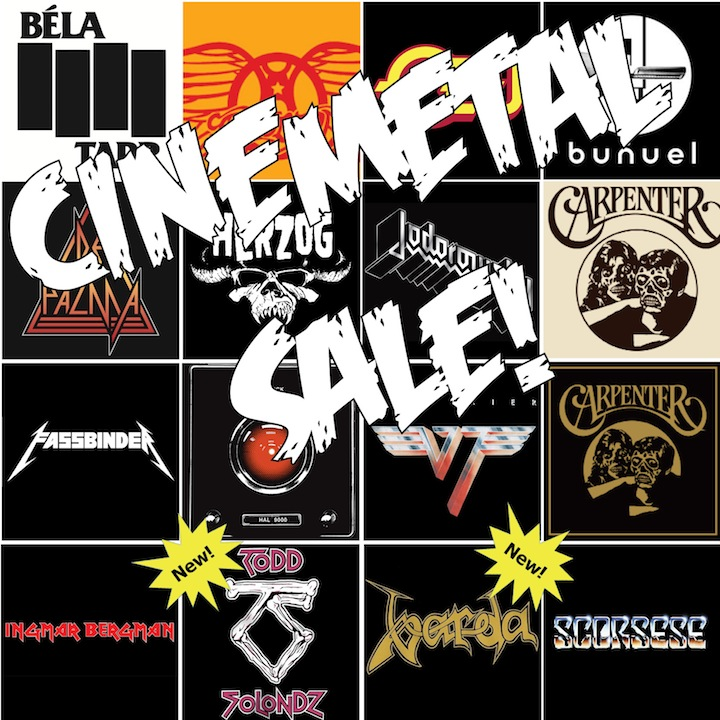 Cinemetal sale 2