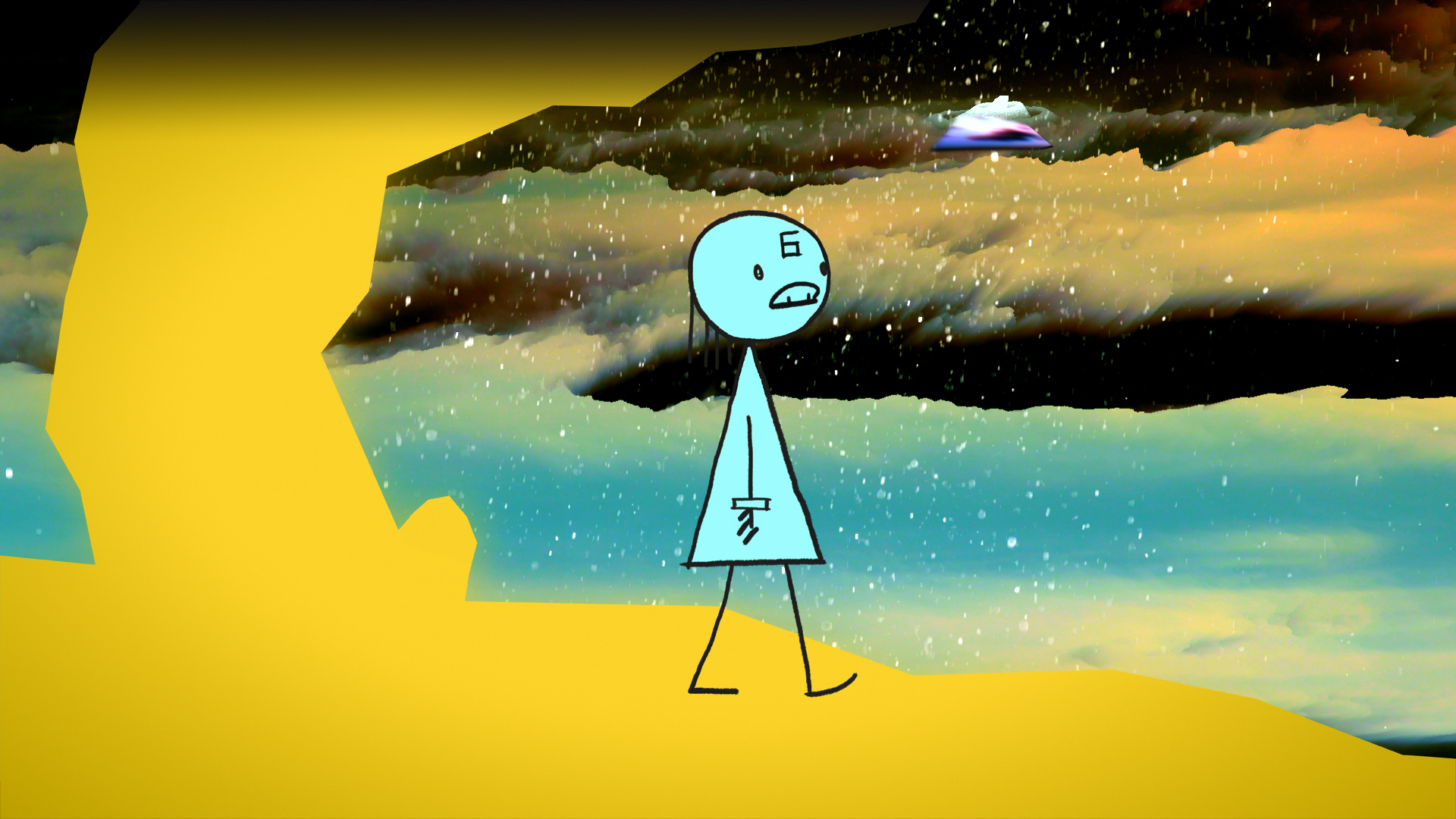 WORLD OF TOMORROW EPISODE TWO by Don Hertzfeldt